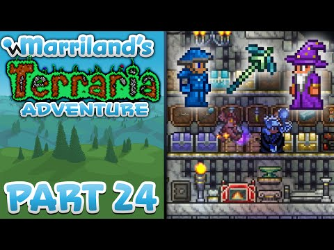 Terraria 1.3.2 (PC), Part 24: More Ore In Store! [60fps]