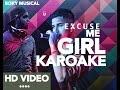 Excuse Me Girl Arjun Instrumental Karaoke Andre Nel Boxy Off