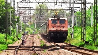 "Itarsi WAP-4 for Bhojpuri Movie ""Chhapra Express"""
