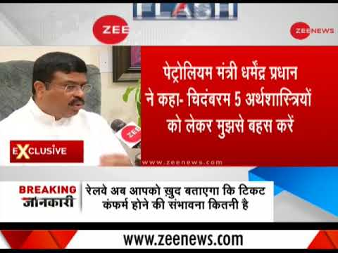 No relief on fuel prices soon, government working on permanent solution: Dharmendra Pradhan