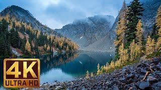 "4K Scenic Nature Documentary ""Beautiful Washington""/Autumn Nature Scenery - Episode 5 in 4K"