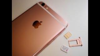 تشغيل شريحتي اتصال على هواتف الايفون .. آفضل طريقتين - Using 2 Sims for any Iphone