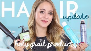 My HAIR Routine & Holy Grail Products | Fleur De Force