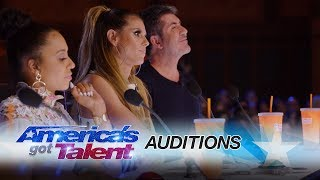 The Judges Are In A Bad Mood - America