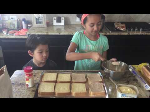 How to make THE BEST Cinnamon Toast Ever!