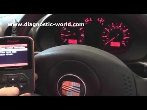 Seat O2 Sensor Removal & Refit Bank 1 Fault Codes 16555 P0171