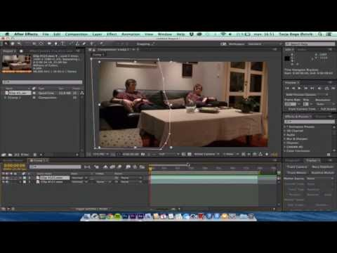 How to clone yourself in Adobe After Effects CC