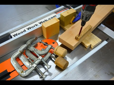 Woodworking Tips, Jigs & Ideas - Beginners #28