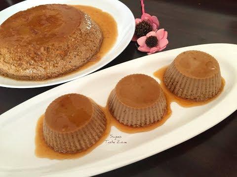 Coffee Custard Pudding | Steamed Coffee Pudding | കോഫീ കസ്റ്റാർഡ് പുഡ്ഡിംഗ്