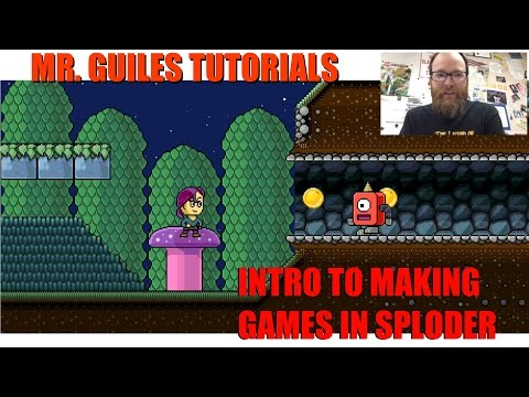 How To Get Started Making Your Own Games With Sploder