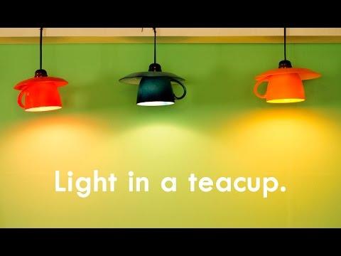 Light in a TeaCup