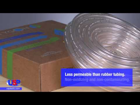 TYGON® S3™ E-3603 NON-DEHP METRIC LABRATORY TUBING | U.S. Plastic Corporation® | Product Spotlight