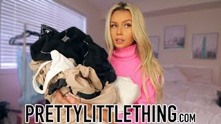 HUGE PRETTY LITTLE THING HAUL..