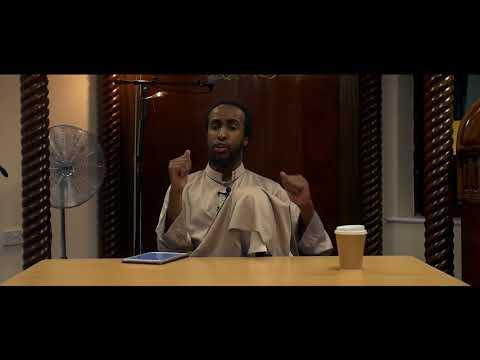 Maximize The Last Ten Days of Ramadan || Ustadh AbdulRahman Hassan