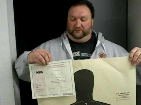 Detroit Michigan CCW CPL Class - Student Video Testimonial #112