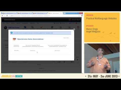 Practical Multilanguage Websites
