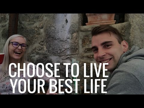 Ready To Make A Change? Choose To Live Your Best Life