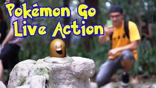 Pokemon Go Live Action