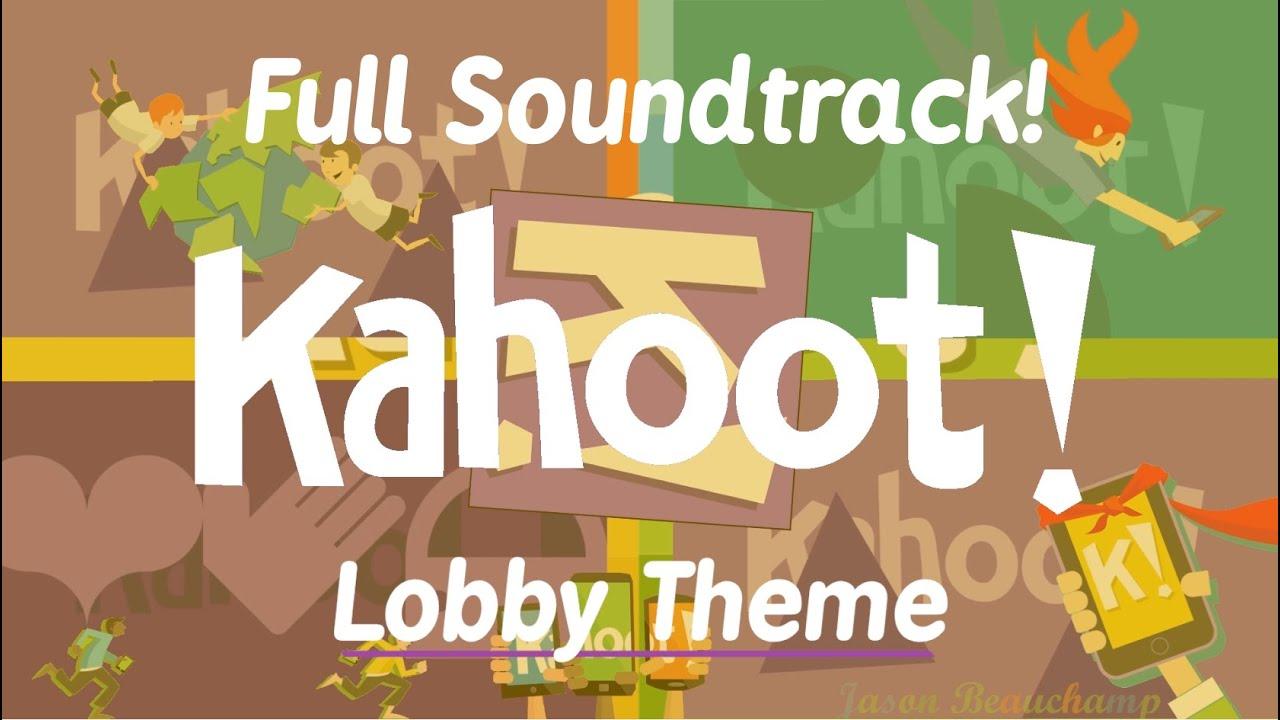 Kahoot Full Original Soundtrack (As of 2018)