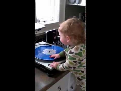 Dj Abel aka tantrum @14 months