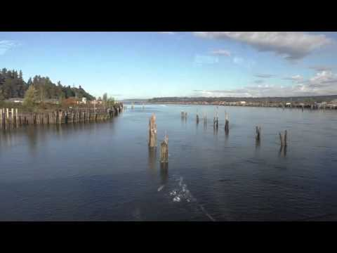 Amtrak Cascades - Seattle to Vancouver BC