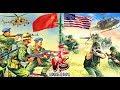 Download   СССР Vs США. ГОРЯЧАЯ ВОЙНА 1980-1991[✪] Армия СССР и Us Armed Force MP3,3GP,MP4