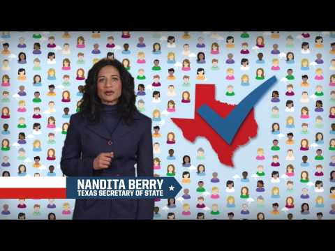 Get The Facts About Voting In Texas: 15 Seconds