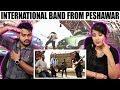 Tamasha Khumaariyan International instrumental band from Peshawar Pakistan | Indian Reaction
