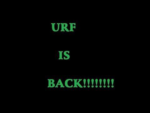 URF IS BACK
