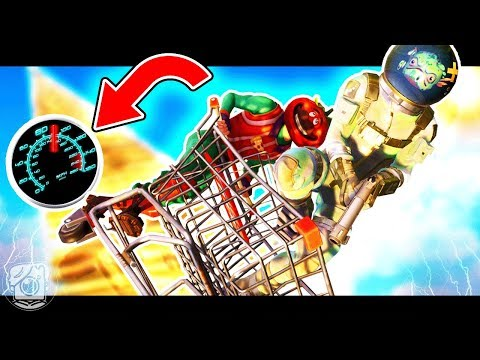 A SHOPPING CART STORY *MAX HEIGHT* - A Fortnite Short Film