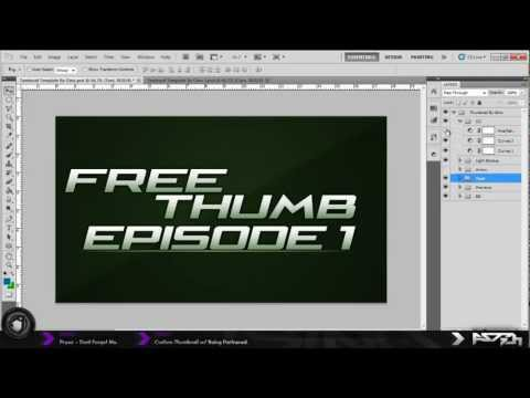 How To Make/Get Custom Thumbnails Without Being A Partner