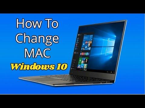 How to Change MAC Address in windows 7/8 or 10 । EraIT