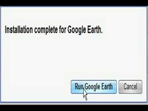How to get Google Earth (Any Version)