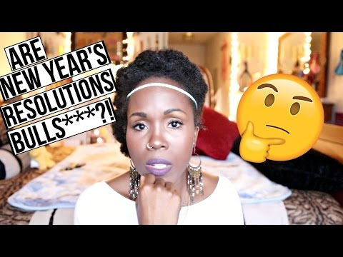 NEW YEAR'S RESOLUTIONS | Are They Really BullS***?! ★Dr. BBBD Vlog 46★