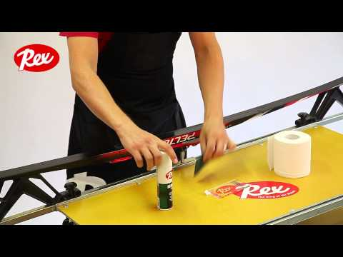 Removing Grip Wax