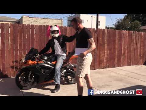 Getting Your Motorcycle License Is WAYY Harder Than Your Car License!