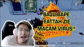 FattahZie mengamuk dan bagi UC kat player dari malaysia