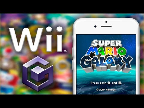 Wii / GameCube Emulator for iOS - GC4iOS [Performance Test]