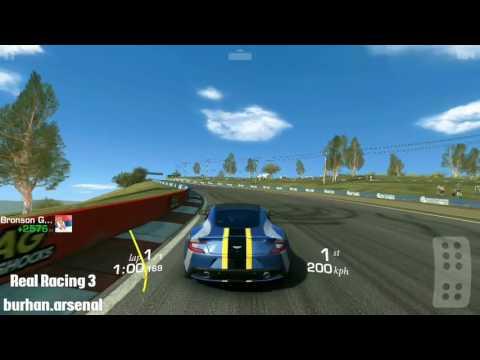 Real Racing 3 - Aston Martin Vanquish - Mount Panorama