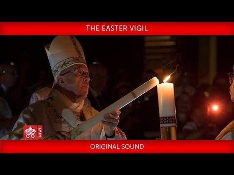 Xxx Mp4 Pope Francis The Easter Vigil 2019 04 20 3gp Sex