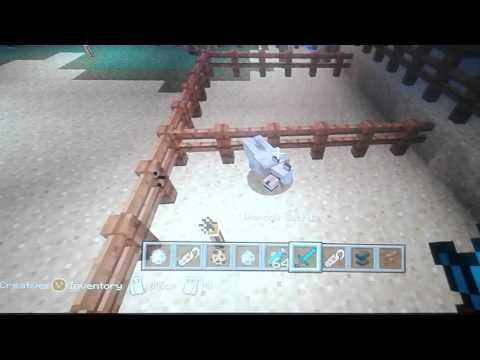 COLORFUL SHEEP IN MINECRAFT & HOW TO TAME