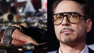 Robert Downey Jr Las Vegas Shooting Was satanic Blood Sacrifice