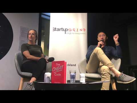 Brian Wong (Kiip) - Fireside Chat in Auckland