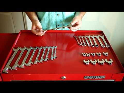 Snap-on tools for Aircraft Mechanics