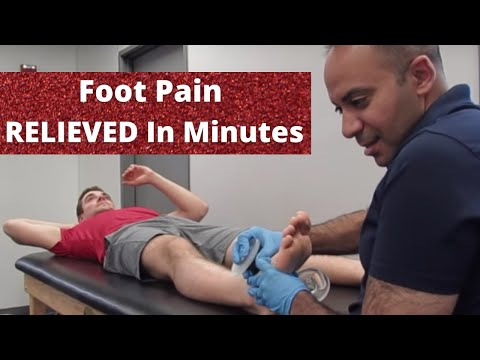 2 Years of Foot Pain Relieved Before You Know It