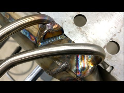 Split Cut Stainless Steel Round Tubing down the Middle