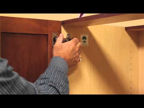 How To Remove Your Cabinet Doors In 60 Seconds