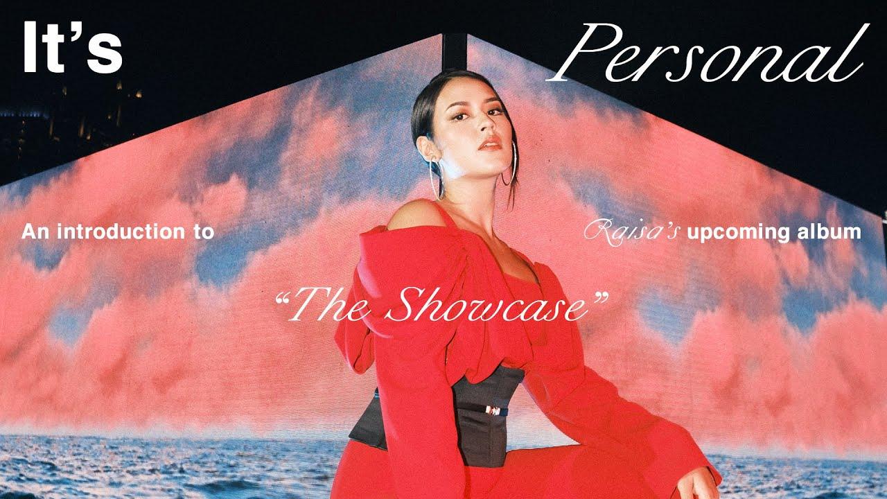 Download Raisa: It's Personal - The Showcase MP3 Gratis