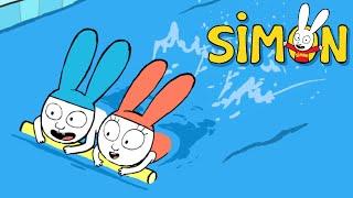 Simon EPISODE COMPLET Je veux pas aller à la piscine HD [Officiel] Dessin animé pour enfants