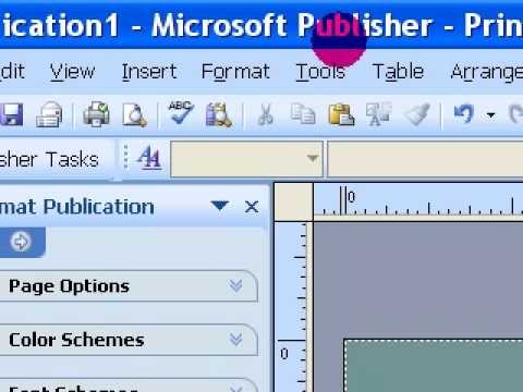 Learn Visiting / Business Card Designing & Creating in Microsoft Office 2007 package (Hindi)